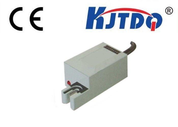 Metal Textile Machinery Spare Parts , Capacitive Yarn Detector Sensor